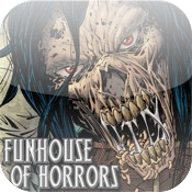 iPad icon: Funhouse of Horrors