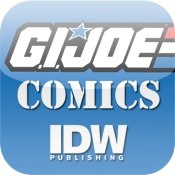 iPad icon: GiJoe Comics