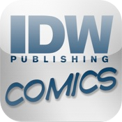iPad icon: IDW Comics