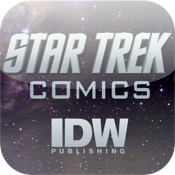 iPad icon: Star Trek Comics