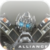 App Store icon: Transformers: Alliance graphic novel