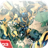 App Store icon: Transformers: The Movie Prequel #3