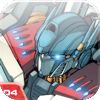 App Store icon: Transformers: The Movie Prequel #4