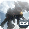 App Store icon: Revenge of the Fallen #3