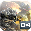 App Store icon: Revenge of the Fallen #4