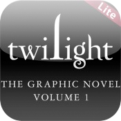 iPad icon: Twilight, the Graphic Novel, Lite, Volume 1